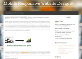 mobileresponsivewebsite.wordpress.com