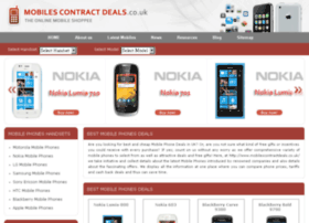 mobilescontractdeals.co.uk