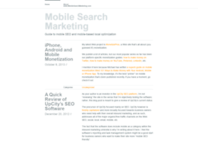 mobilesearchmarketing.com
