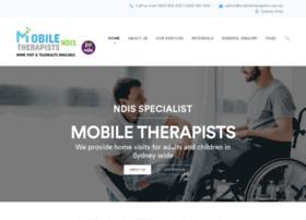 mobiletherapists.com.au