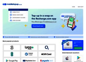 mobiletopup.co.uk