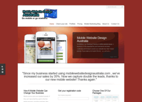 mobilewebsitedesignaustralia.com