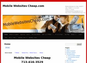 mobilewebsitescheap.com