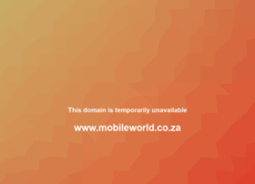 mobileworld.co.za