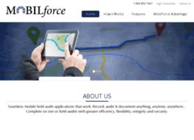 mobilforce.oracastdev.com