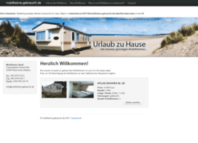 Fertighaus mobilheim websites and posts on fertighaus for Cubig gebraucht