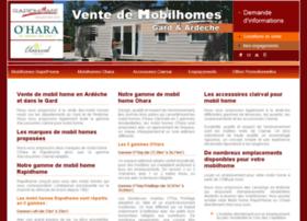 mobilhome-ardeche.com