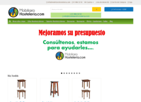mobiliariohosteleria.com