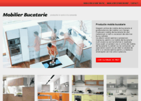 mobilier-bucatarie.ro