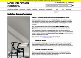 mobilier-design-occasion.fr