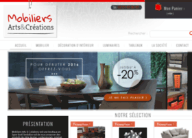 mobiliers-arts-creations.com