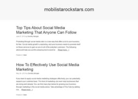 mobilistarockstars.com