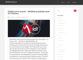 mobilityadmin.de
