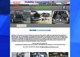 mobilityconversions.co.uk