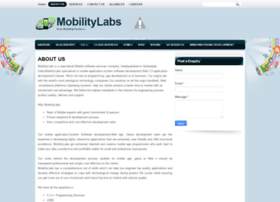mobilitylabs.in