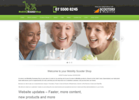 mobilityscootershop.com.au