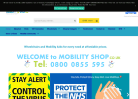 mobilityshop.co.uk