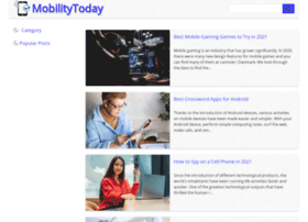 mobilitytoday.com