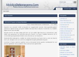mobilyadekorasyons.com