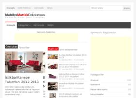 mobilyamutfakdekorasyon.com