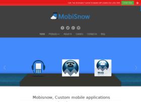 mobisnow.com