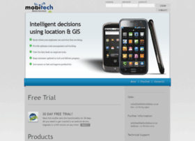 mobitechsolutions.co.za