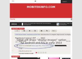 mobitekinfo.com