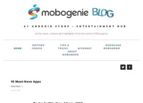 mobogenieblog.com