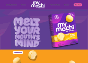 mochiicecream.com