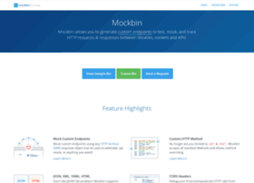 mockbin.com