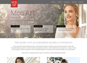 mod-art.si