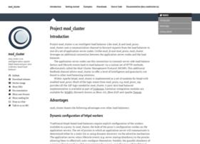 mod-cluster.jboss.org