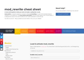 mod-rewrite-cheatsheet.com