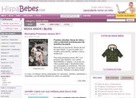 moda-ninos.hispabebes.com