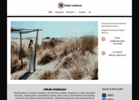 modaandaluza.com