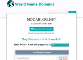 modablog.net
