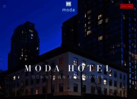 modahotel.ca