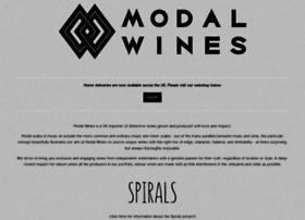 modalwines.com