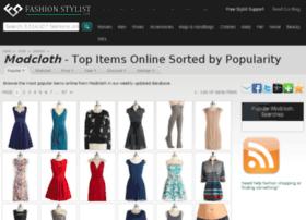 modcloth.fashionstylist.com