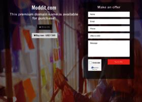 moddit.com