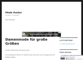 mode-koster.de