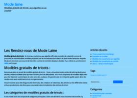 mode-laine.com
