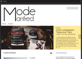 mode-manfred.de