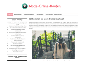 mode-online-kaufen.ch