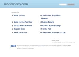 modeandco.com