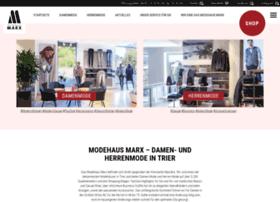 modehaus-marx.de
