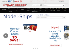 model-ships.com