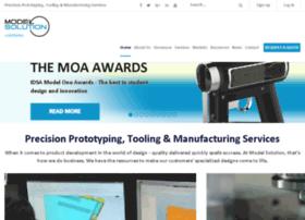 model-solution.com