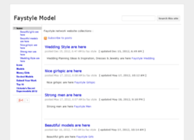 model.faystyle.com