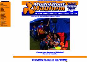 modelboatmayhem.co.uk